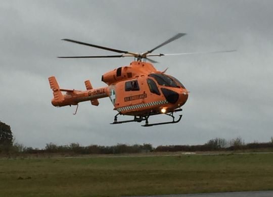 Air-Ambulance-about-to-land-2.JPG