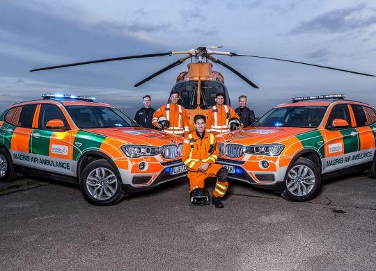 Magpas-Air-Ambulance-with-medics-rapid-response-cars
