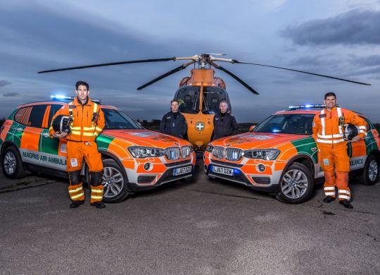 Magpas-Air-Ambulance-medical-team-with-the-rapid-response-BMWs.jpg