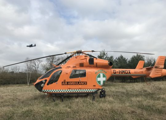 21.3.19-The-Magpas-Air-Ambulance-lands-in-Mildenhall (1)