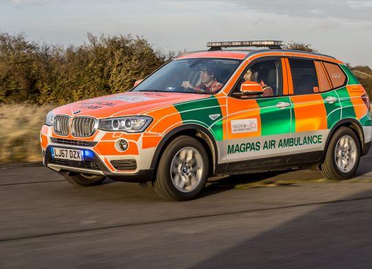 Magpas Rapid Response BMW 2